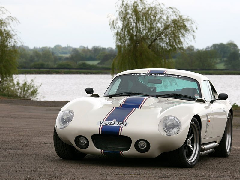 Le Mans Coupes. Shelby Daytona Cobra