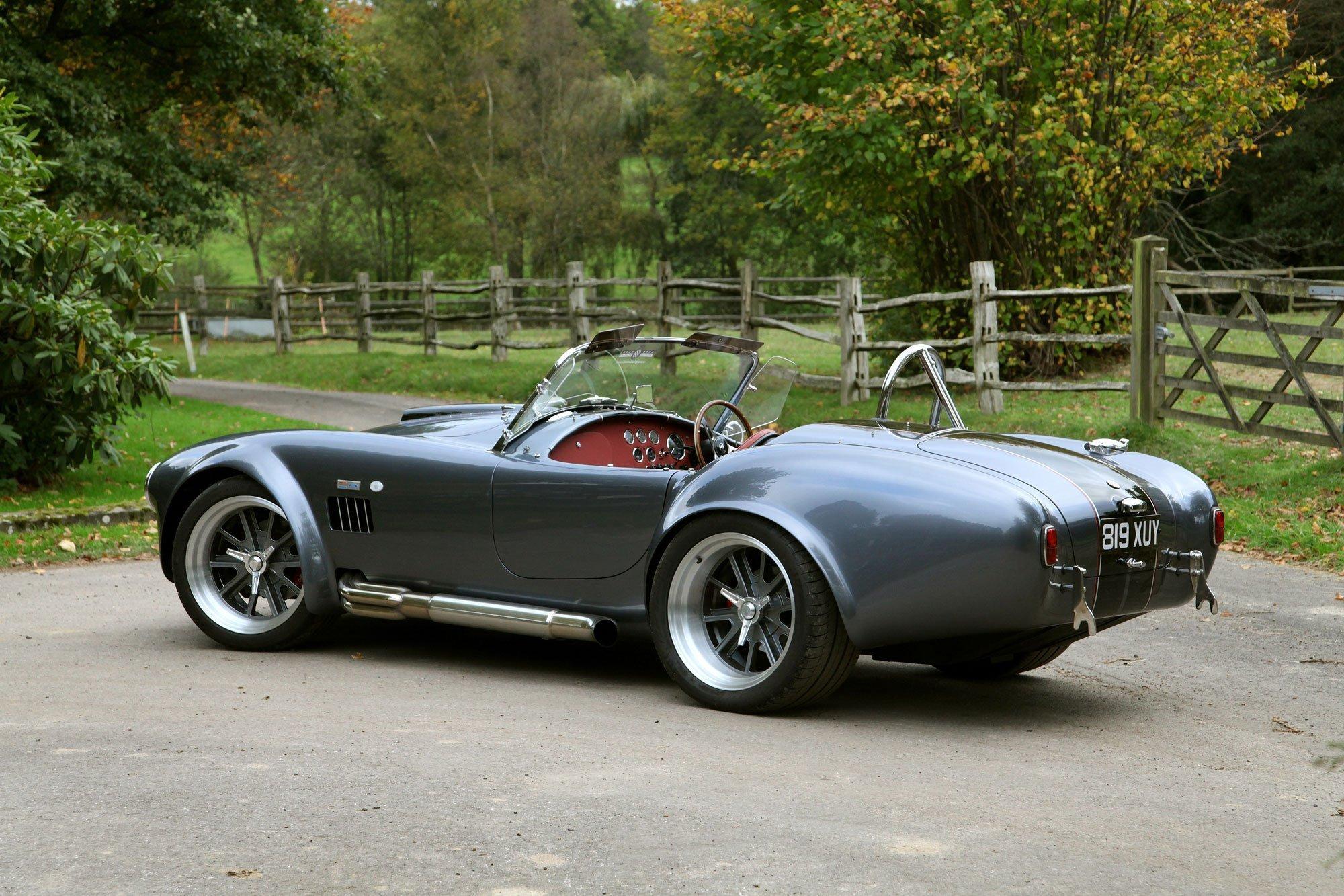 Le Mans Coupes. Cobra